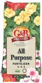 GBO All Purpose Fertilizser