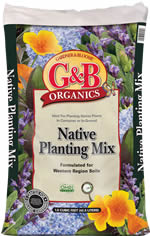 New Native Planting Mix