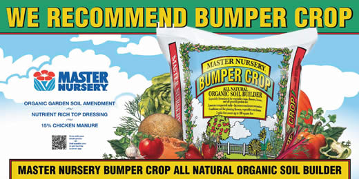 we recommend bumper crop